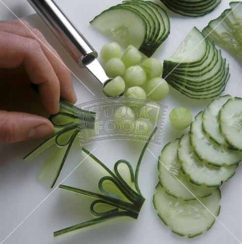 Görsel Salata Sunumları 15