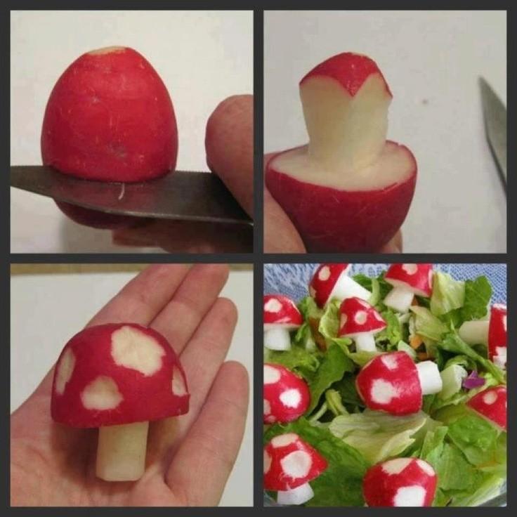 Görsel Salata Sunumları 9