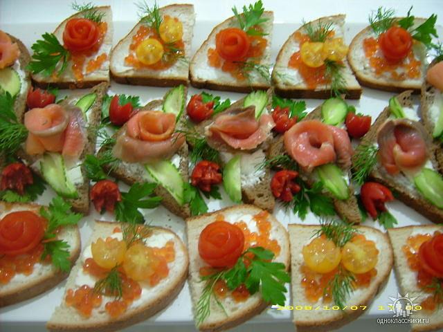 Görsel Salata Sunumları 4
