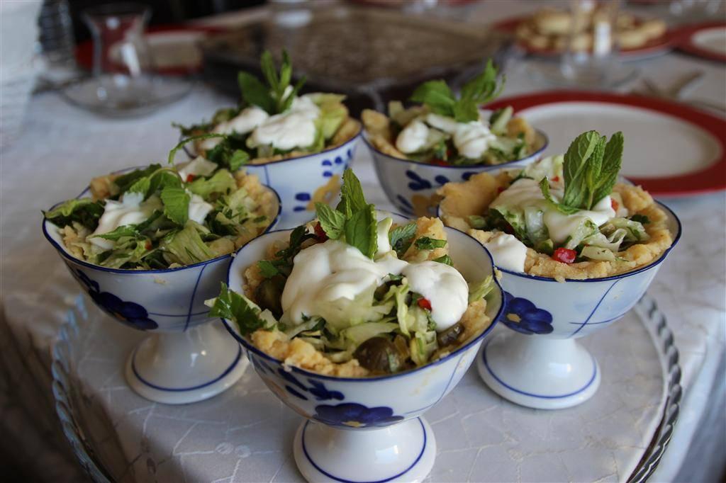 Görsel Salata Sunumları 46