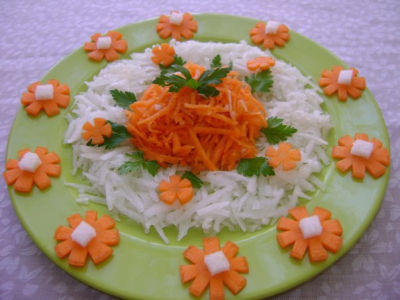 Görsel Salata Sunumları 19