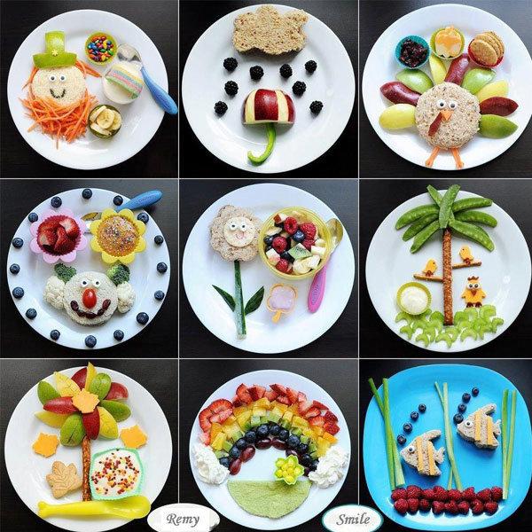Görsel Salata Sunumları 25