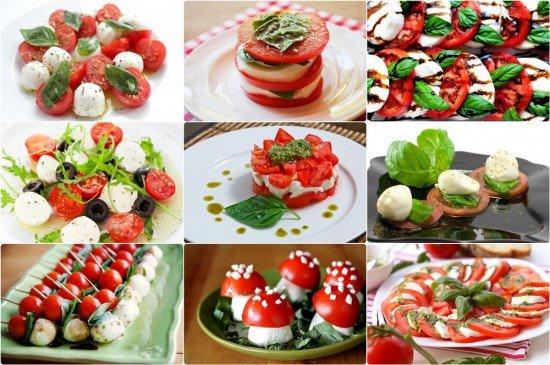 Görsel Salata Sunumları 11