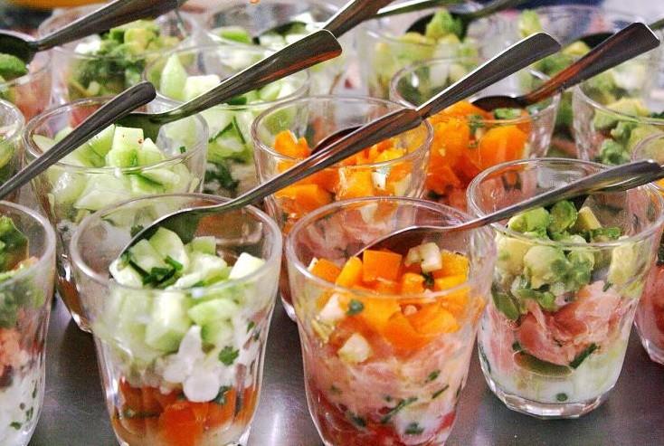 Görsel Salata Sunumları 37