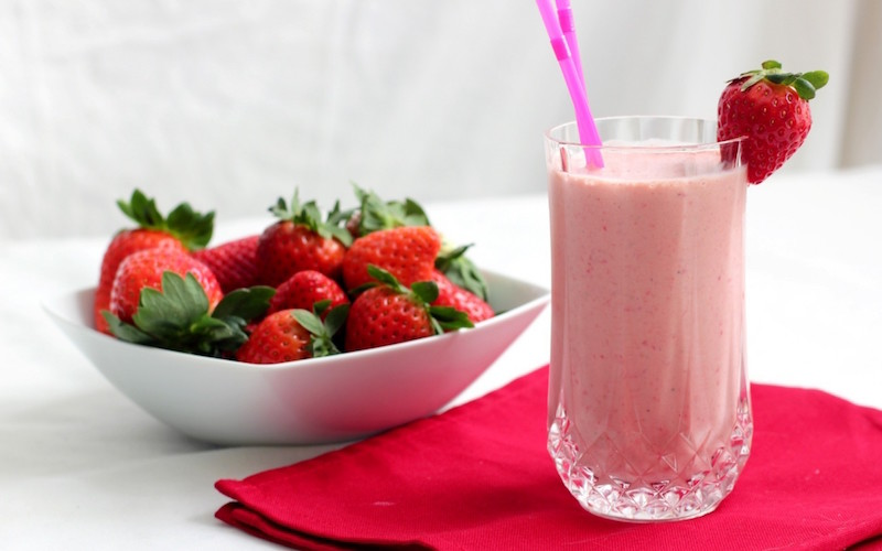 milkshake tarifi resmi