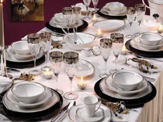 Özel davetlerde yemek sofrasında neler bulunmamalı