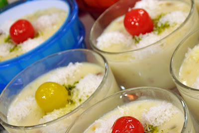 Bulgurlu Sütlaç Tarifi-resmi