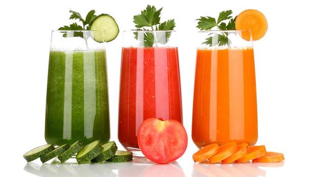 Sebze suyu sıkarken hangi sebzeleri bir arada kullanabiliriz
