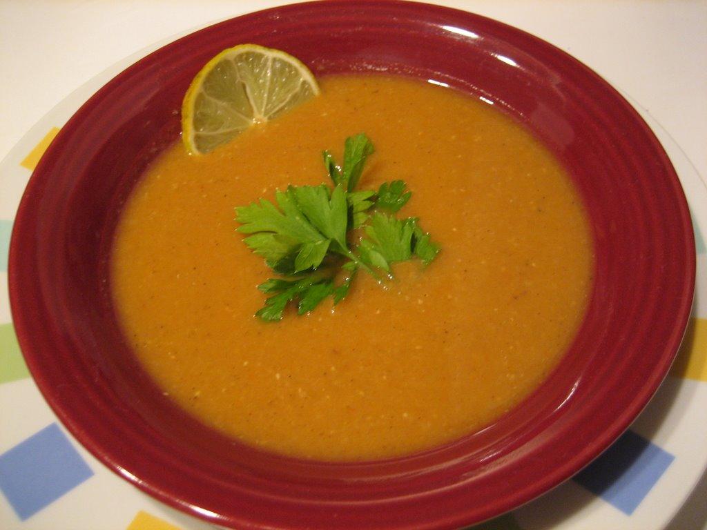Yeşil Mercimek Çorbası Tarifi 1