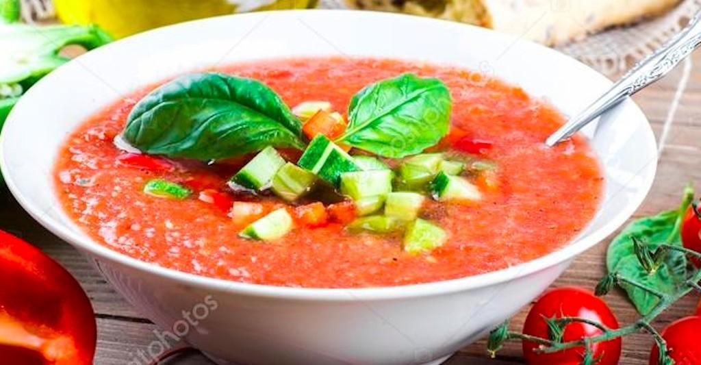 Gazpacho Çorbası Tarifi