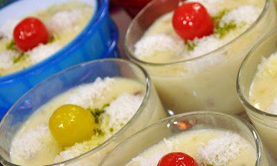 Bulgurlu Sütlaç Tarifi