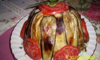 Patlıcanlı Fırın Makarna Tarifi