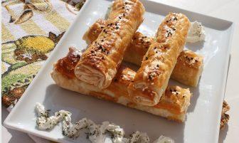Cevizli Peynirli Börek Tarifi