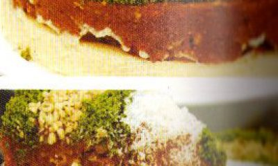 Balkabaklı Pasta Tarifi