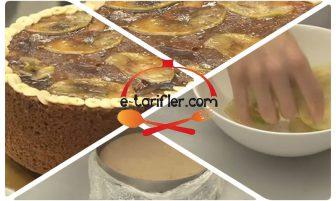 Tarçınlı Elmalı Islak Kek Tarifi
