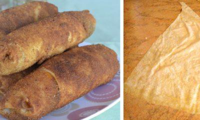 İçli Köfte Böreği Tarifi