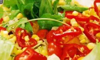 Mısır Salatası Tarifi