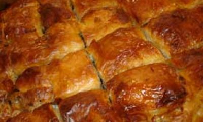 Milföylü yufka böreği Tarifi