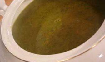 Mısır unlu ısırgan çorbası Tarifi