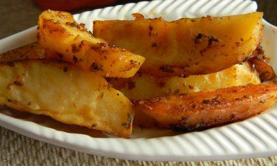 Kekikli Patates Tarifi