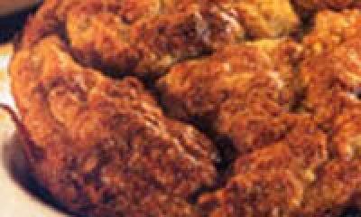 Patlıcanlı Sufle Tarifi