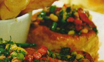 Ton Balıklı Milföy Böreği Tarifi
