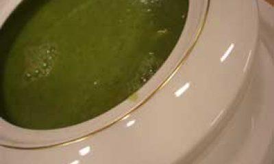 Yeşil Orman Çorbası Tarifi