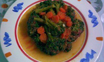 Zeytinyağlı Brokoli Tarifi